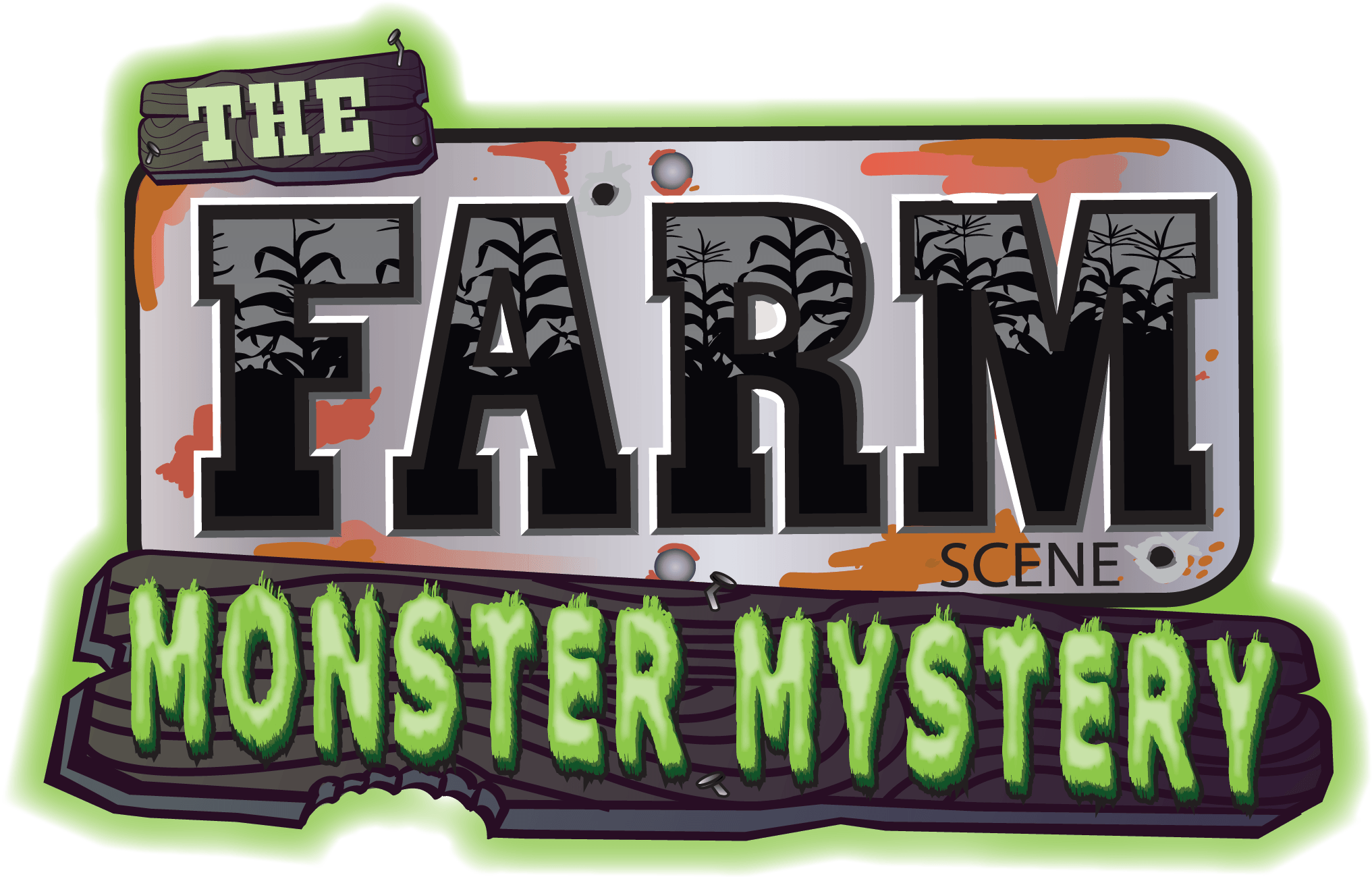 Corn Maze Games - Monster Mystery